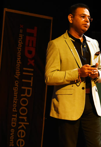 Manish Behl Ted